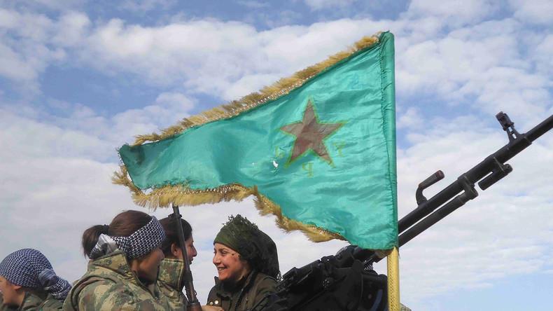 YPG-Pressesprecher: Russland plant militärische Zusammenarbeit mit syrischen Kurden