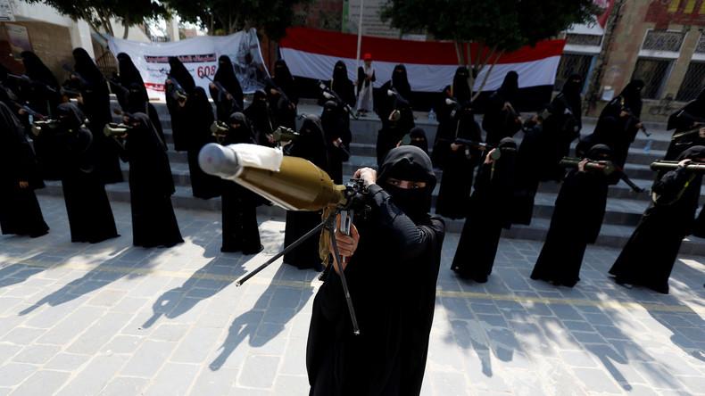 Krieg im Jemen: Pro-Huthi-Armee droht Saudi-Arabien mit Raketenangriffen auf Riad