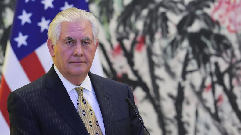 Moskau statt Brüssel: Tillerson verzichtet angeblich auf NATO-Treffen, um Putin zu besuchen