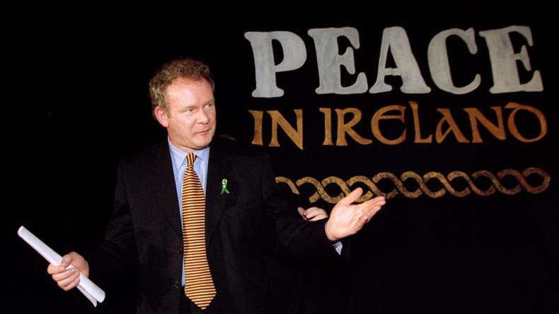 Der Weg zum Frieden: Nordirische Politiklegende Martin McGuinness gestorben