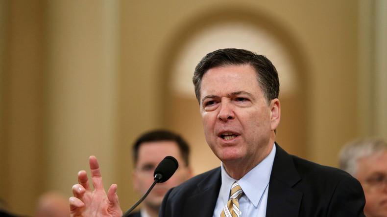 WikiLeaks: FBI-Chef Comey täuschte US-Kongress bei Geheimdienstanhörung