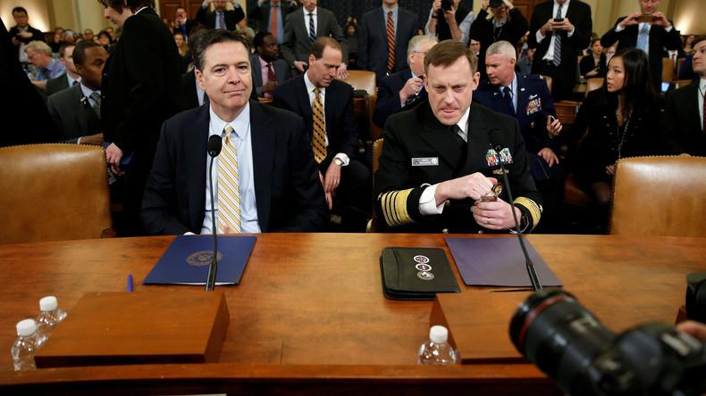 """US-Geheimdienstanhörung zur angeblichen Russland-Trump-Verbindung: """"Es war der Horror"""""""