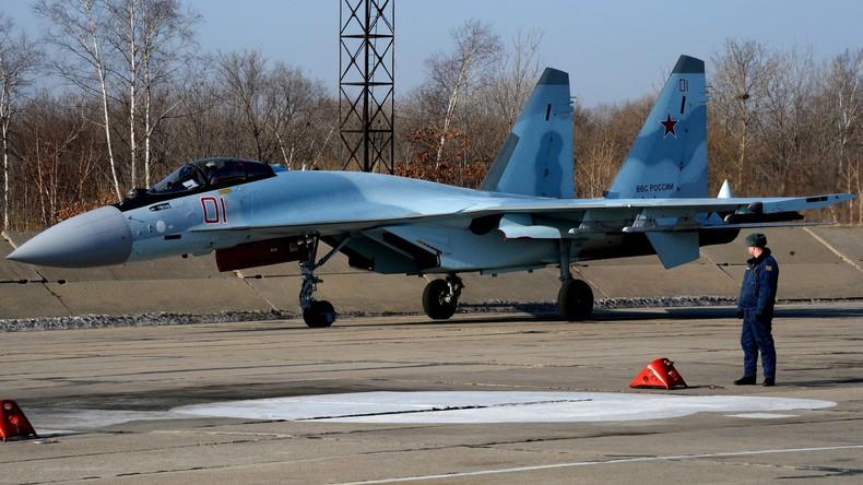 Lieferung russischer Kampfjets Su-35 und Flugabwehrsysteme S-400 an China bedroht US-Luftherrschaft