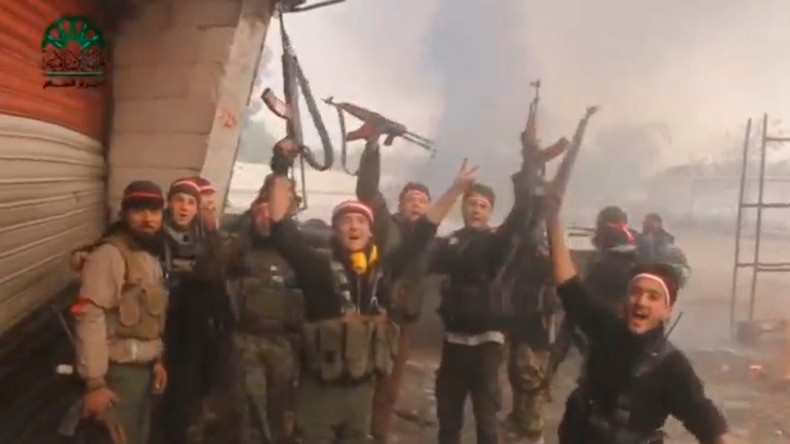 Schwere Kämpfe in Ostdamaskus: Syrische Armee wehrt  Terroristen-Offensive ab