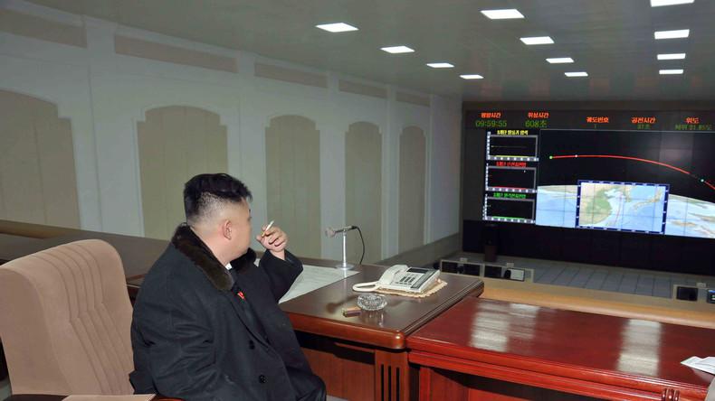Mit oder ohne US-Sanktionen: Nordkorea will die Atombombe