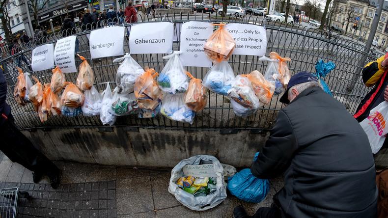 Zahl der Obdachlosen in der EU kritisch hoch