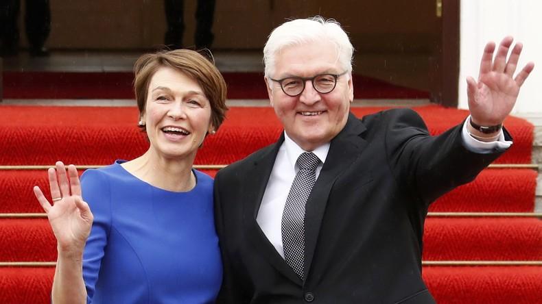 Frank-Walter Steinmeier offiziell zum Bundespräsidenten vereidigt