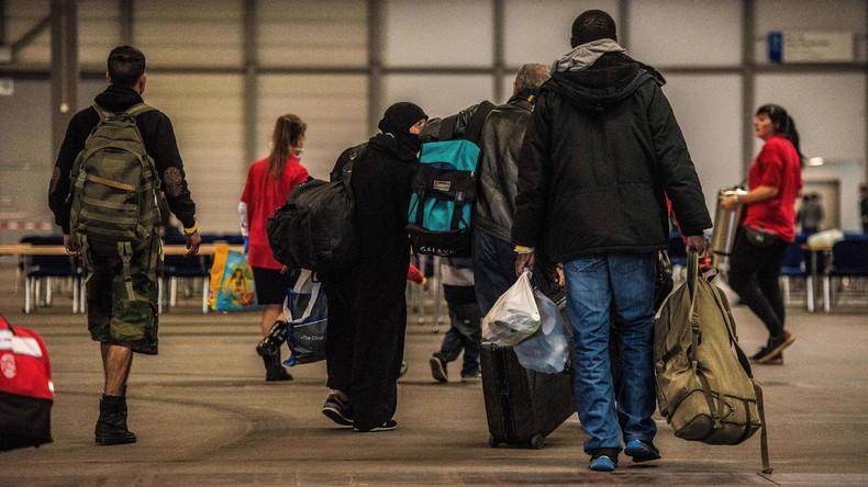 Fast 9.000 Migranten seit Jahresbeginn illegal nach Deutschland eingereist