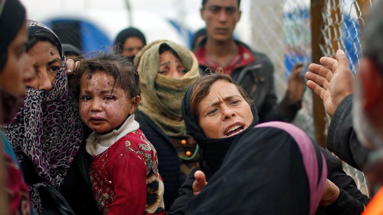 Gibt es gutes Leid und schlechtes Leid? Der Doppelstandard in der Berichterstattung über Mossul
