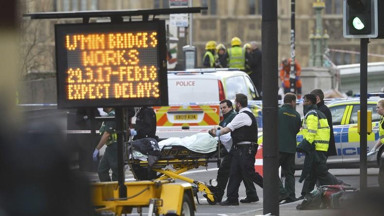 Terroranschlag in London: Das sagen die Augenzeugen