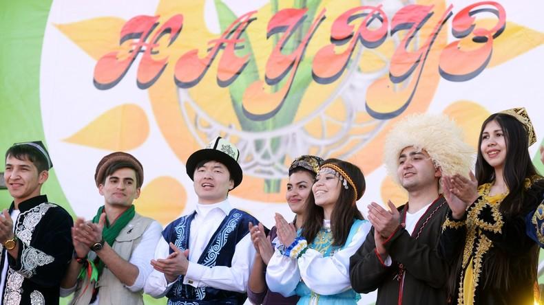 Der Frühling ist da: Die Welt feiert das Nouruz-Fest