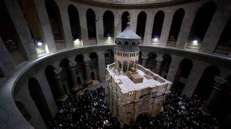 National Geographic: Grab Jesu könnte einstürzen