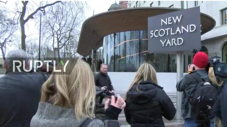 Live: Polizei gibt erneut Presseerklärung zum Terror-Angriff in London