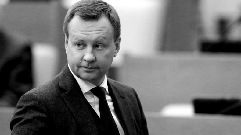 Flüchtiger Ex-Abgeordneter der russischen Staatsduma in Kiew erschossen