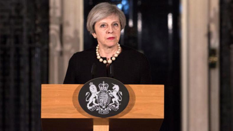 Theresa May: Attentäter von London war britischer Staatsbürger und Geheimdiensten bekannt