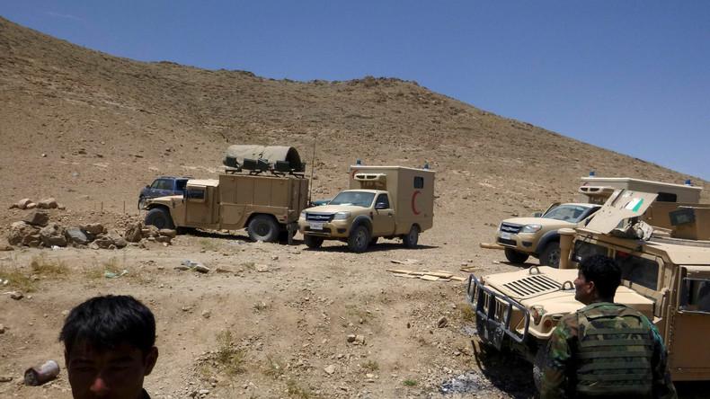 Taliban auf dem Vormarsch: Afghanische Regierungstruppen verlieren strategischen Bezirk Sangin