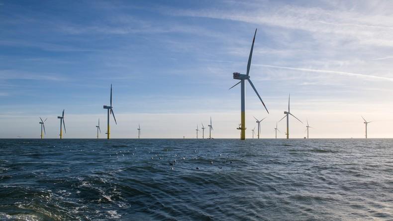 Größte Ölriesen setzen auf Windenergie