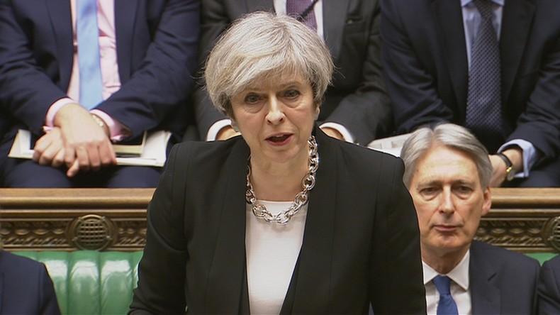 London will 2,5 Milliarden Pfund Sterling für Stärkung nationaler Sicherheit bereitstellen