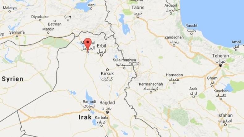 Kurdische Medienberichte: Mindestens 200 Tote nach Luftangriff auf Mossul