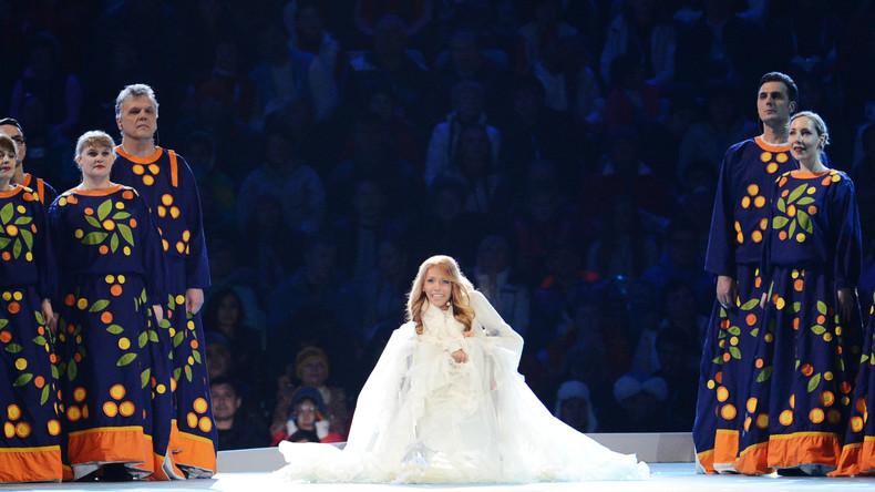 Beispiellos: ESC-Veranstalter schlagen Live-Übertragung von Samoilowas Auftritt aus Russland vor