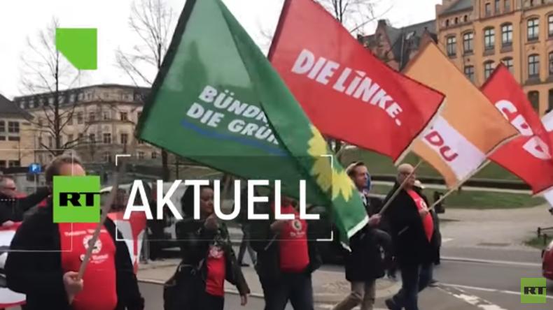 Ungestrafte Provokation - RT Deutsch hat es gesehen