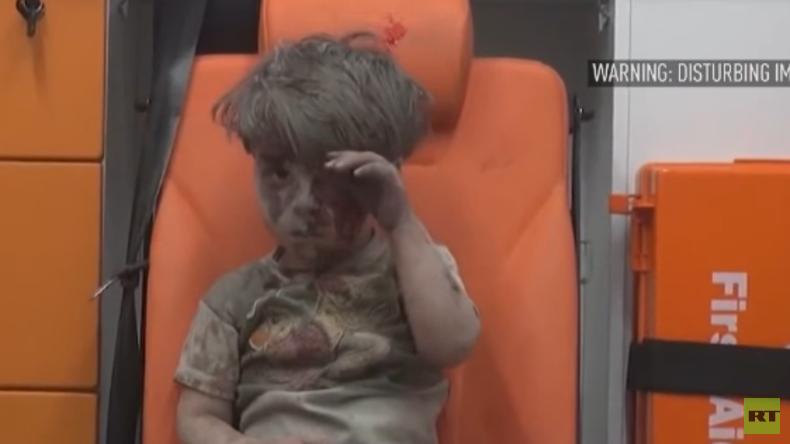 No comment: Sind die leidenden Kinder aus Mossul weniger Wert, als die Kinder von Aleppo?