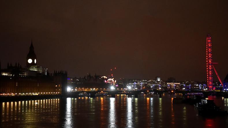 """London: Polizei entdeckt """"verdächtiges Paket"""" in der Nähe von Westminster"""