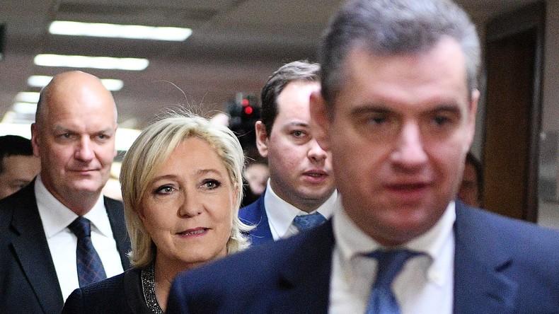 """Marine Le Pen zu Besuch in Moskau: """"Ein mutiger Schritt"""""""