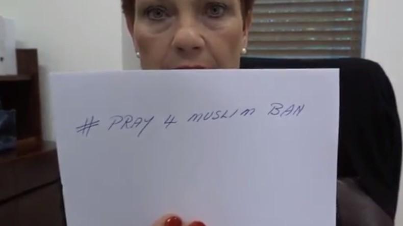 Australische Senatorin: Betet nicht für London, sondern für ein Muslim-Verbot