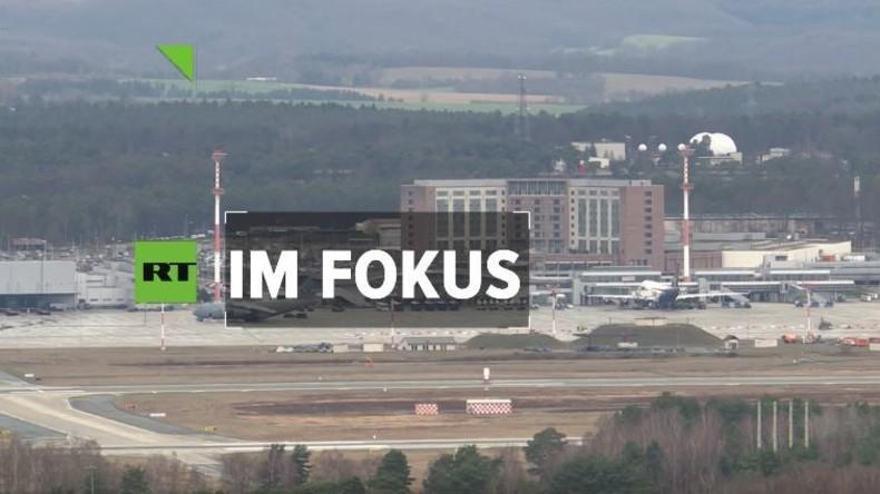 Krieg aus der Pfalz: US-Luftwaffenstützpunkt Ramstein wird für 85 Millionen Euro ausgebaut
