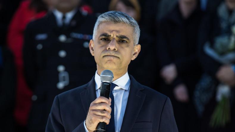 Londoner Bürgermeister nennt britische Hauptstadt den sichersten Ort der Welt