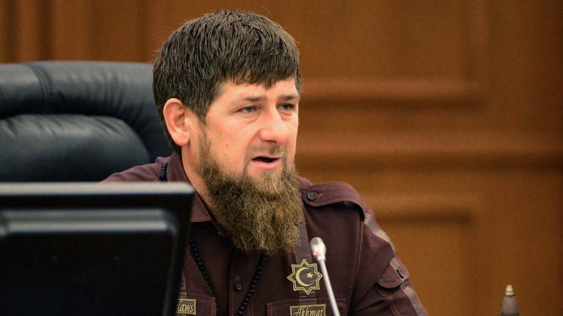 Ramsan Kadyrow: Angreifer auf Soldaten der Nationalgarde in Tschetschenien identifiziert