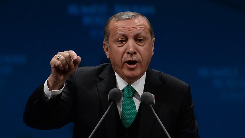 """""""Ihr werdet keine Ruhe haben"""": Erdogan will seine Nazi-Vergleiche gegenüber Europa nicht mildern"""