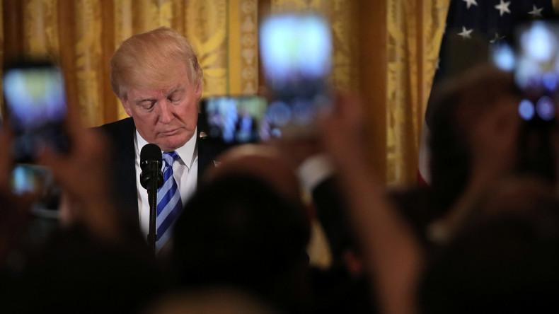 Erneut schwere Schlappe: US-Präsident zieht Trumpcare-Entwurf zurück