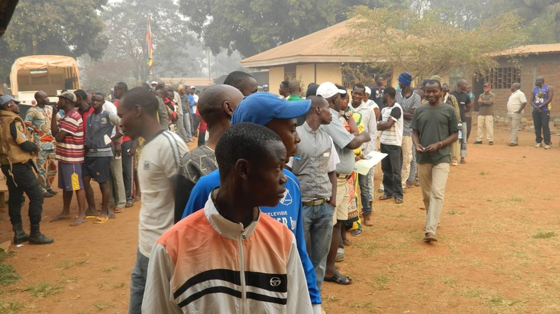 Unbekannte töten 50 Menschen in der Zentralafrikanische Republik