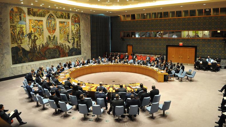 Großbritannien will Russlands Resolution zu C-Waffen-Angriffen in Syrien und Irak nicht unterstützen