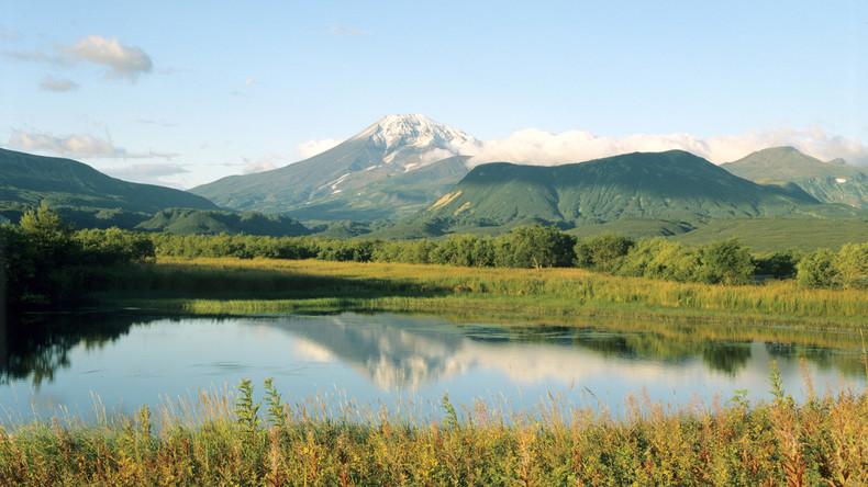 Russischer Vulkan Kambalny: Ausbruch nach 250 Jahren