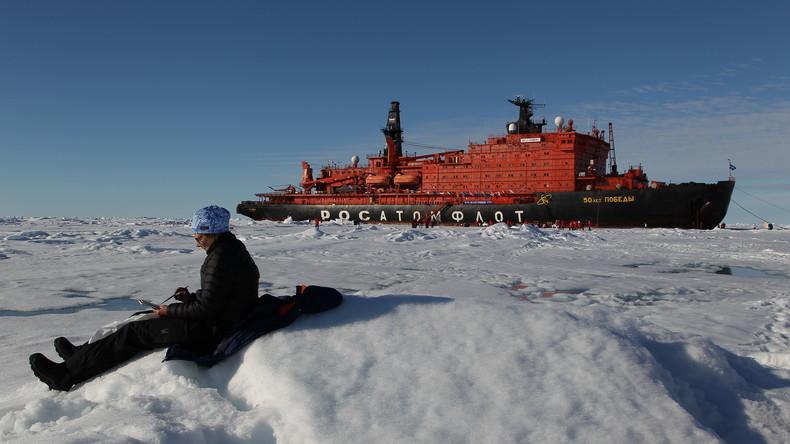 Acht Arktisstaaten unterzeichnen Kooperationsabkommen