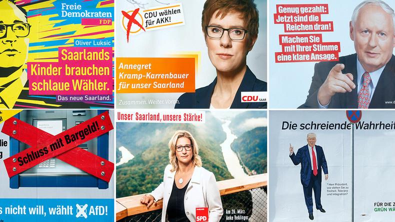 Landtagswahlen im Saarland: Prognosen und Aussichten