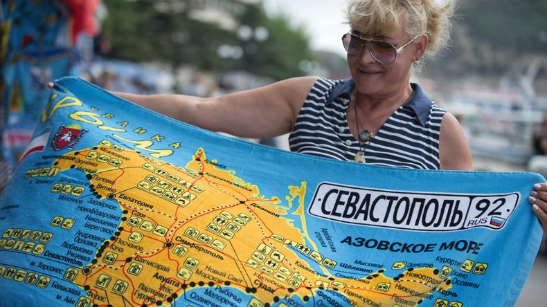 Deutsche Unternehmer und Politiker besuchen Schwarzmeer-Halbinsel Krim