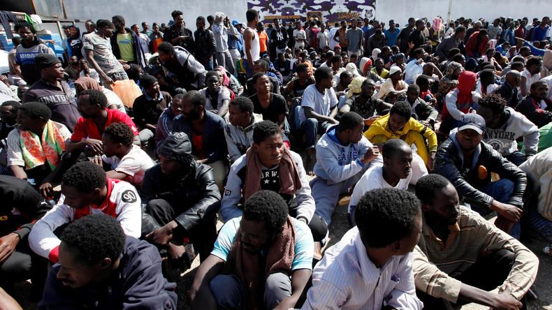 EU-Hilfe soll Libyen bei Grenzschutz unterstützen