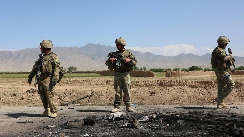 Sunday Times: US-General John Nicholson will Militärkontingent in Afghanistan aufstocken
