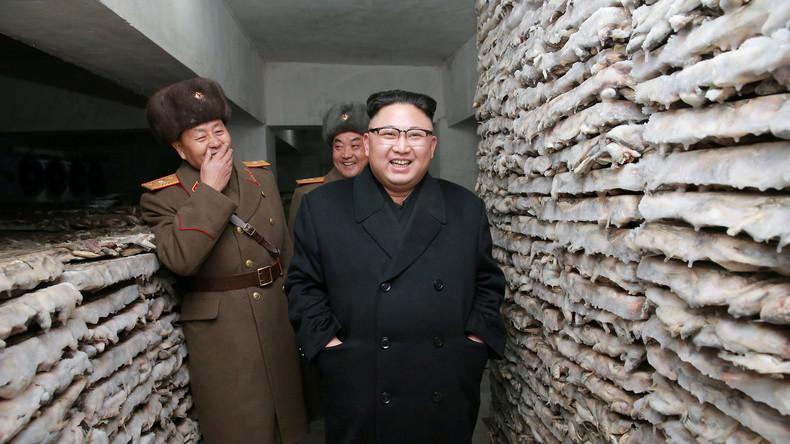 Nordkorea droht Washington und Seoul mit Erstschlag wegen Militärübungen