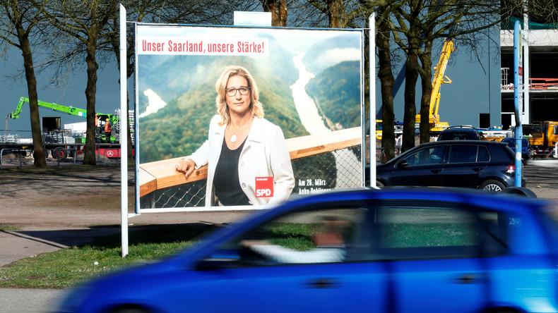 Landtagswahl: Stimmen und Eindrücke aus dem Saarland vor Auszählung der Stimmen