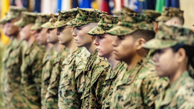 Medienberichte: Die USA entsenden zusätzliche 200 Soldaten in den Nahen Osten