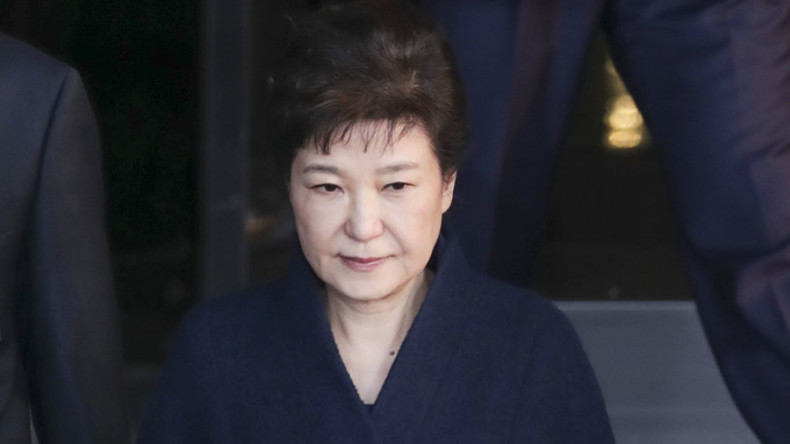 Südkoreanische Staatsanwaltschaft beantragt Haftbefehl für Ex-Präsidentin Park Geun-hye