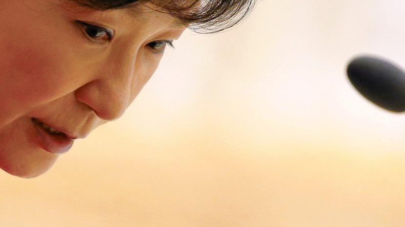 Südkorea: Haftbefehl gegen ehemalige Präsidentin beantragt
