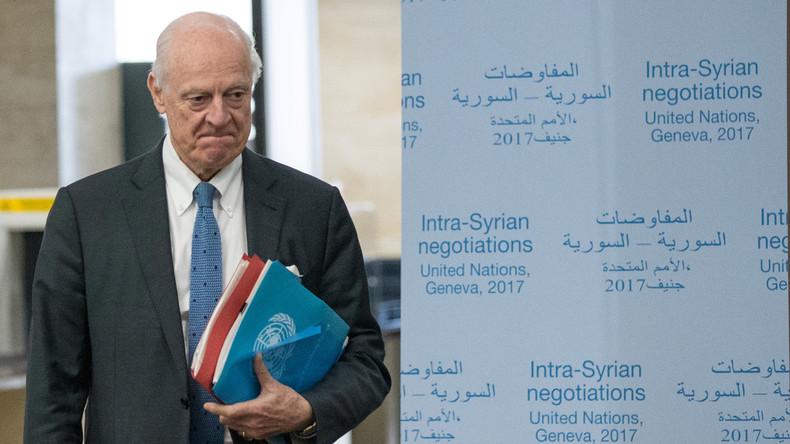 Syrien-Gespräche: Rebellen-Unterstützer wollen Traum vom Regime Change weiter aufrechterhalten