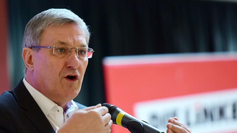 """Linkspartei: Statt Riester-Rente """"solidarische Mindestrente"""" von 1050 Euro"""