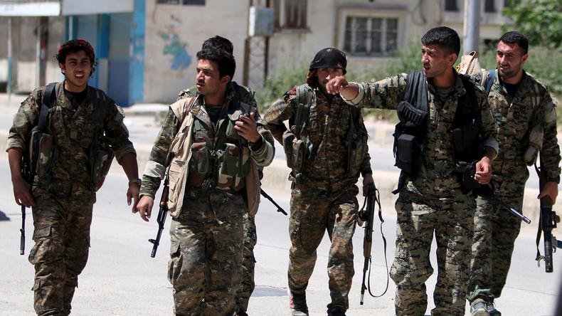 Spannungen zwischen den USA und der Türkei wegen Unterstützung der Kurden